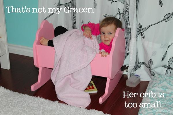 Crib too small