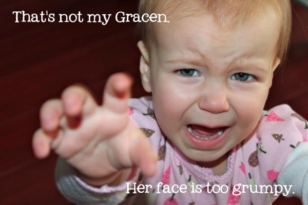 Too grumpy