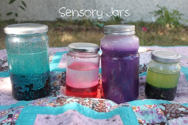 Sensory Jars