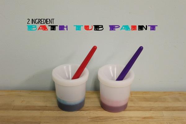 2 Ingredient Bath Tub Paint