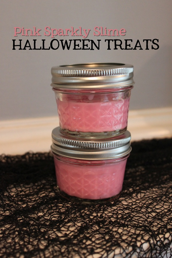 Slime Halloween Treats
