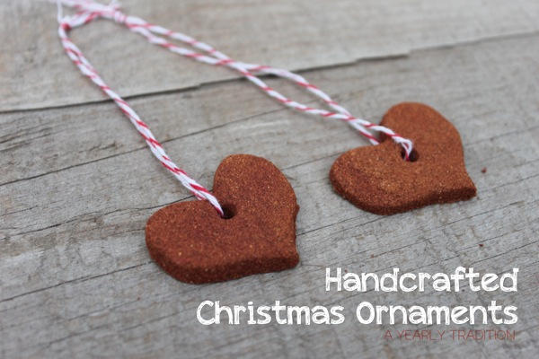 Handcrafted Christmas Ornaments