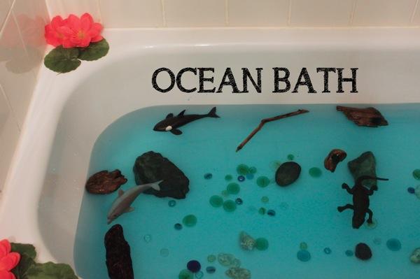 Ocean Bath