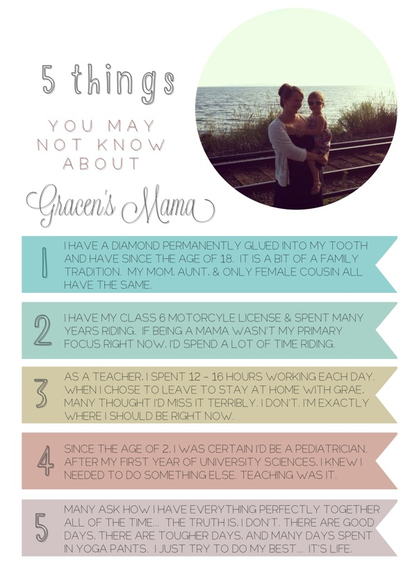 5 Things You May Not Know About Gracen s Mama