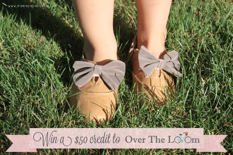 Over the Loom Giveaway | Mama Papa Bubba